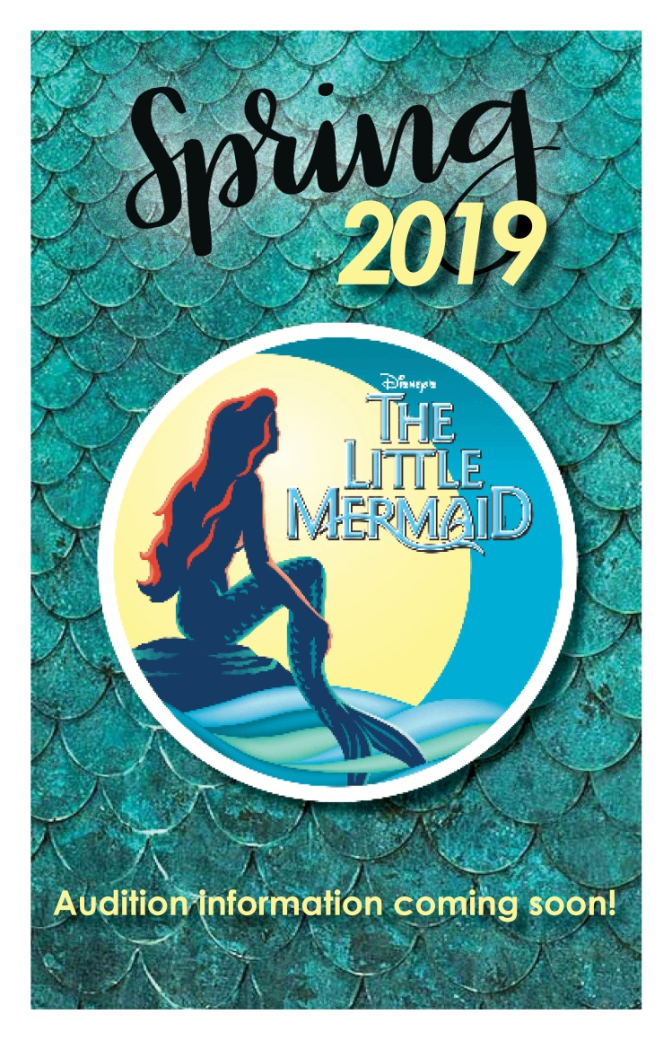 little mermaid coming soon