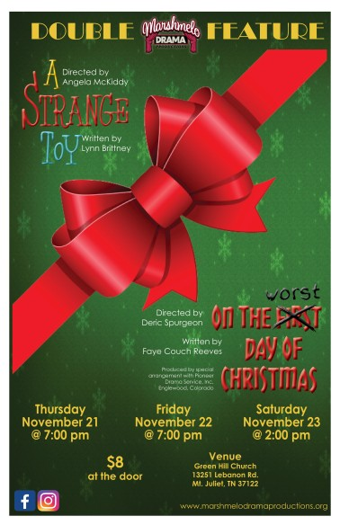 Fall 2019 Christmas Double Feature Poster