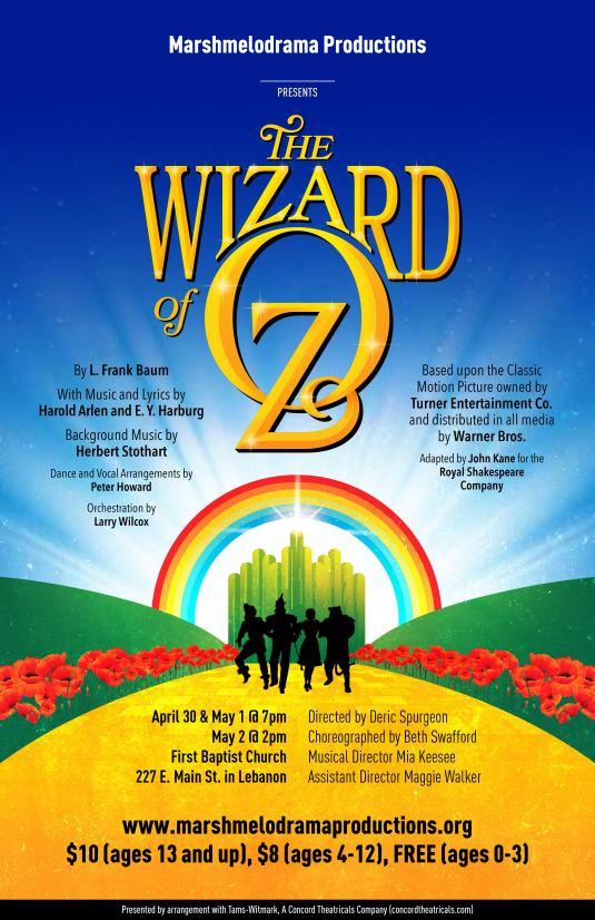 WOZ 2020 poster